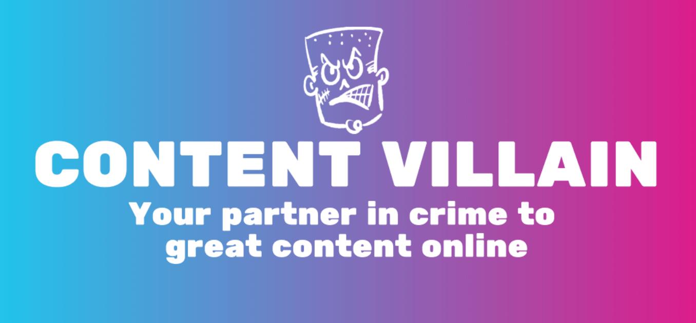 Content Villain AI writing tool