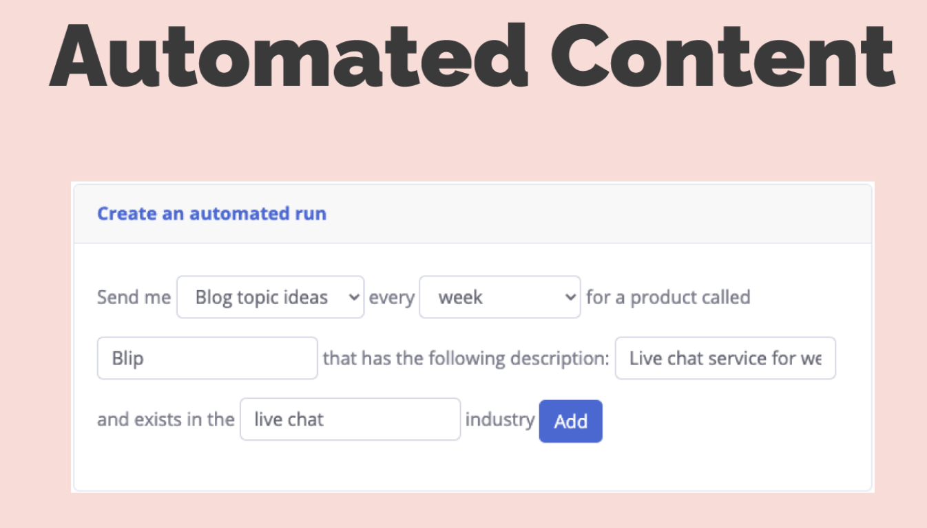 How ContentBot Creates High-Quality Content